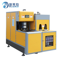 China Semi-Automatic 5liters PET Bottle Stretch Blow Molding Machine Price