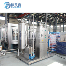 Automatic QHS Carbonated Drink Mixer / Carbonator / CO2 Mixer