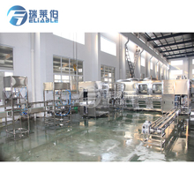 300BPH Automatic 5 Gallon Barrel Mineral Water Filling Machine Production Line