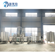 Reliable High Efficiency Pure Water Treatment With Reverse Osmosis