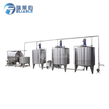 Complete Flavoured Juice Mixing Preparing System