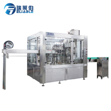 4000BPH Fully Automatic Rotary Plastic Bottle Carbonated Beverage Filling Machine / CSD Filling Machine