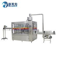 2000BPH Fully Automatic Plastic Bottle Carbonated Beverage Filling Machine Price