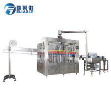 1000BPH Fully Automatic Plastic Bottle Carbonated Beverage Filling Machine On Sale