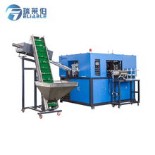 4000BPH 4 Cavities Automatic PET Bottle Stretch Blow Moulding Machine for Sale